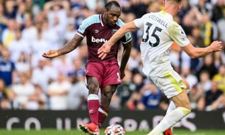 Michail Antonio: Udało nam się powstrzymać Leeds