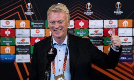 David Moyes: Piłkarze wykonali świetną robotę