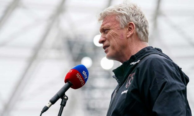 David Moyes przed meczem z Manchesterem United – Konferencja prasowa