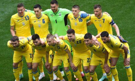Jarmołenko zagrał setny raz dla Ukrainy