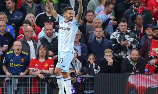 EFL Cup. Old Trafford zdobyte! Man Utd 0:1 West Ham [SKRÓT MECZU]