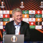 Konferencja prasowa Davida Moyesa przed meczem Ligi Europy