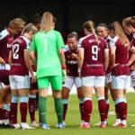 Remis w spotkaniu West Ham United Women vs Birmingham City