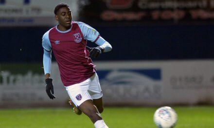 West Ham chce zaproponować kontrakt młodemu napastnikowi z akademii