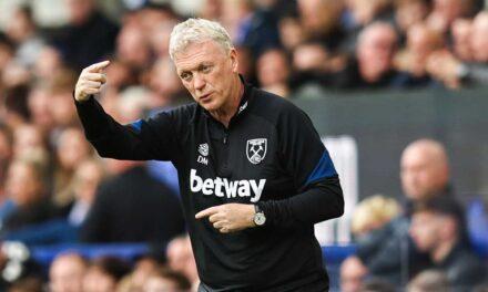 David Moyes przed meczem z Tottenhamem: Musimy o niego wyjątkowo dbać